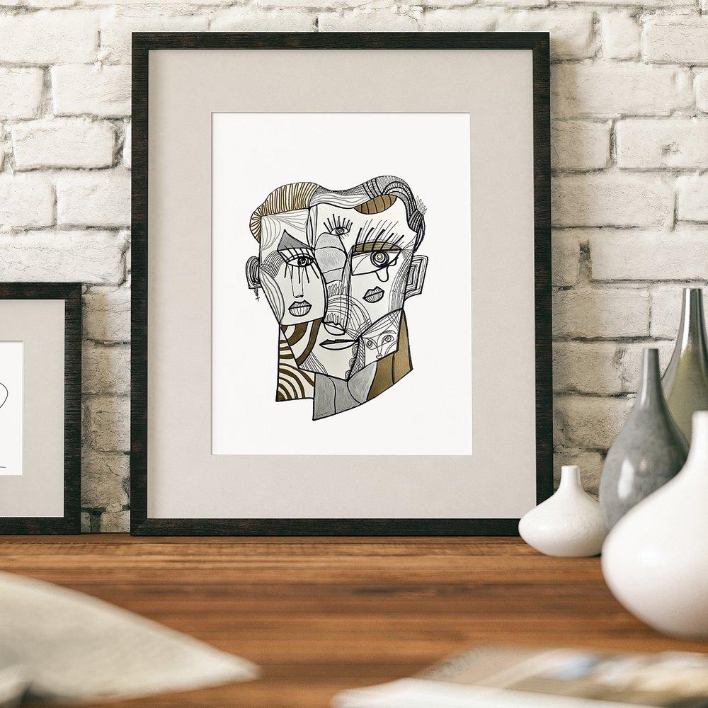 Original drawing | $520