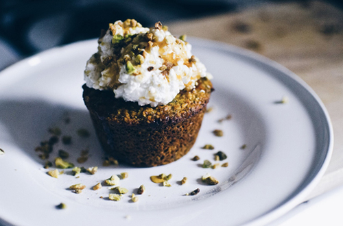 Eat: Indian-spiced date muffins