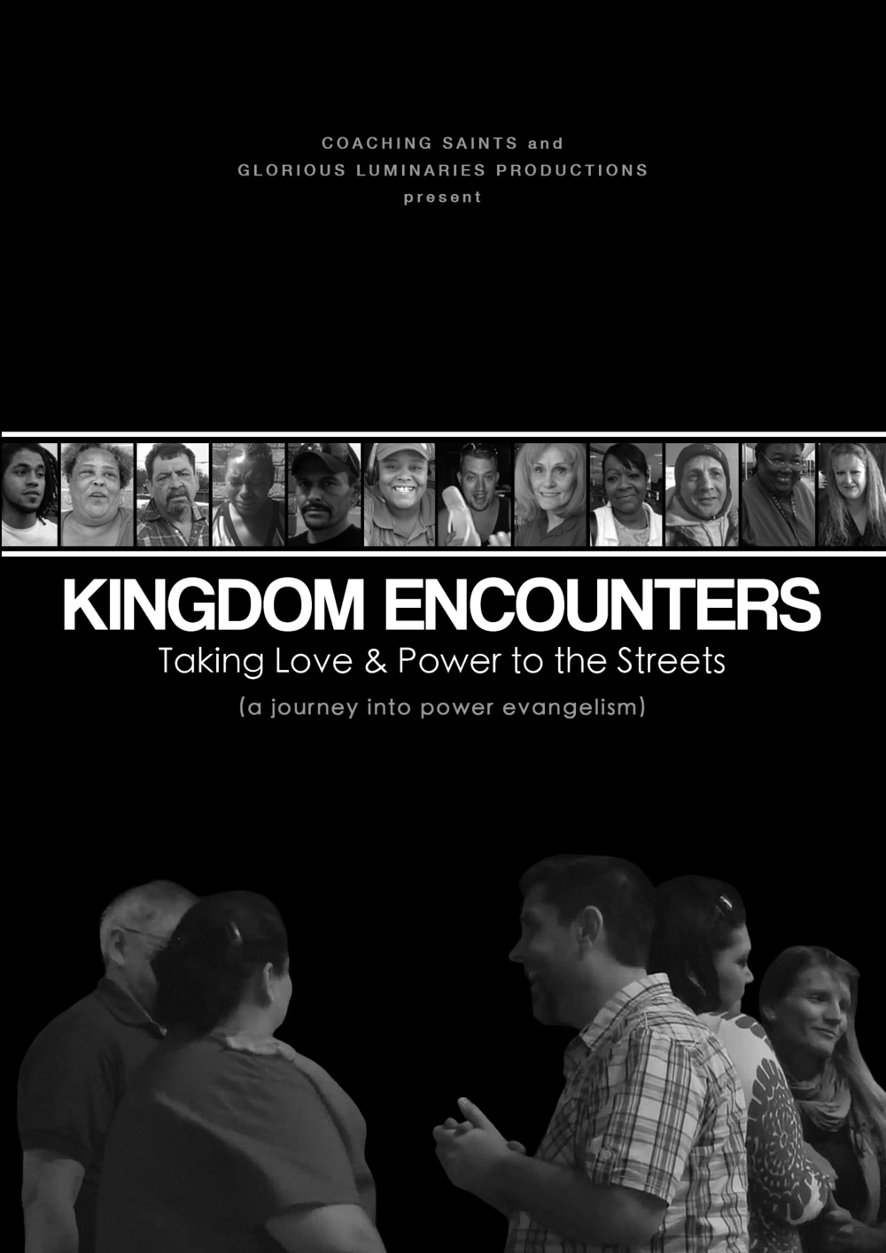 To purchase a digital download or rental of Kingdom Encounters, go to our Vimeo page. To purchase DVDs of Kingdom Encounters or other products, go to coachingsaints.com.
