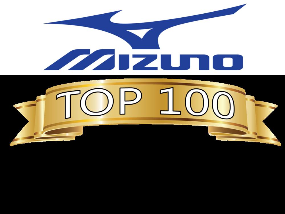 Mizuno Top 100