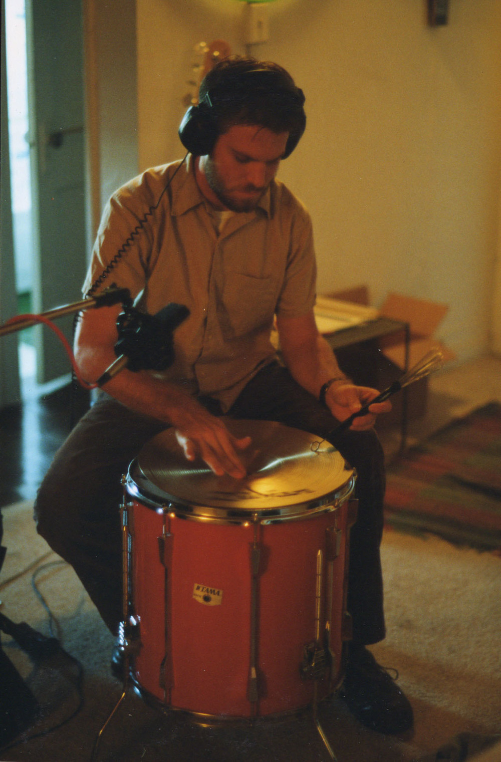 Recording In Los Angeles (2000 - 2001) 2.jpg