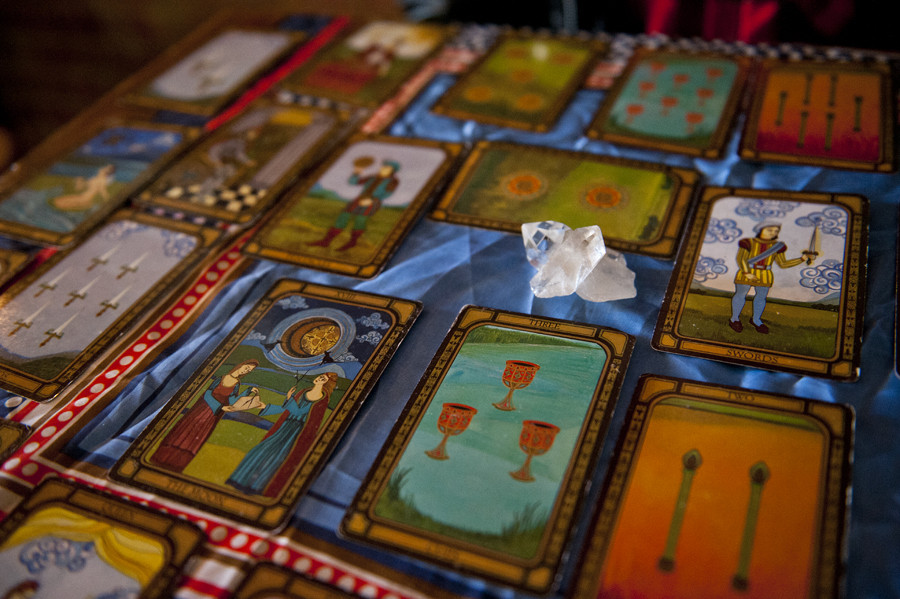Divination with Tarot - When:Thursday, August 9th 6-8pmLocation:Greensboro, NC (contact Lee Ann for more information).Class Fee: $30If you would like to register within twenty-four hours of the scheduled class,please contact me directly and I will do my best to accommodate you.