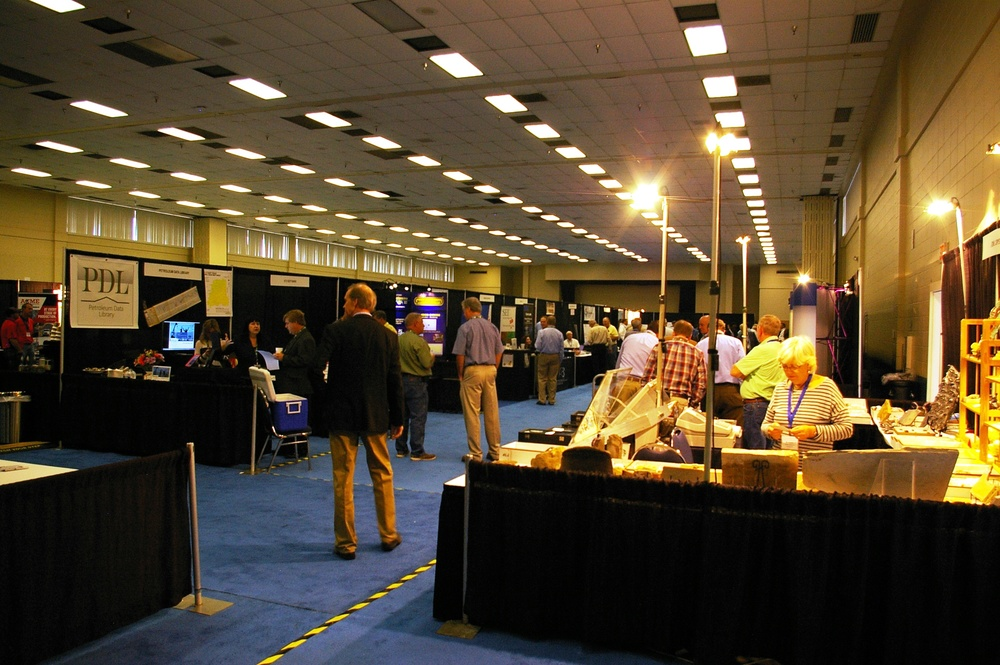 2015 Tech & Prospect Expo. Photo by Johnnie Wanger.  See more photos.