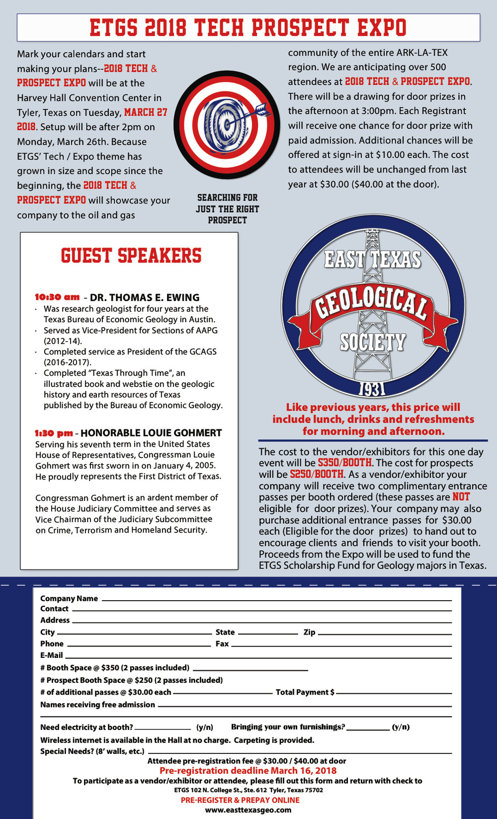 ETGS Expo Flyer Page 1