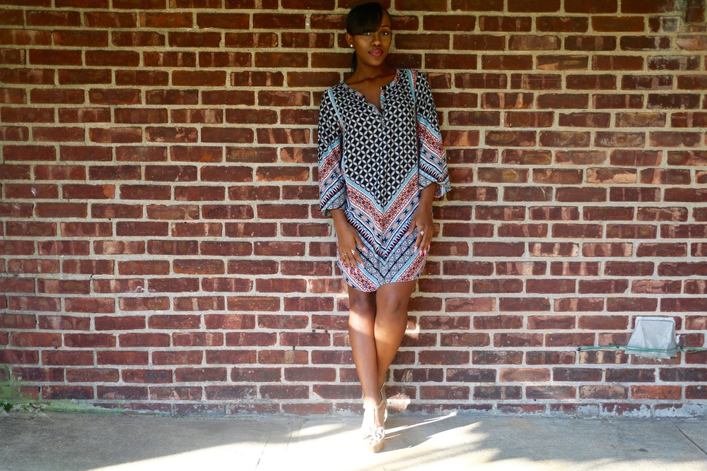 printed tunic_shift dress