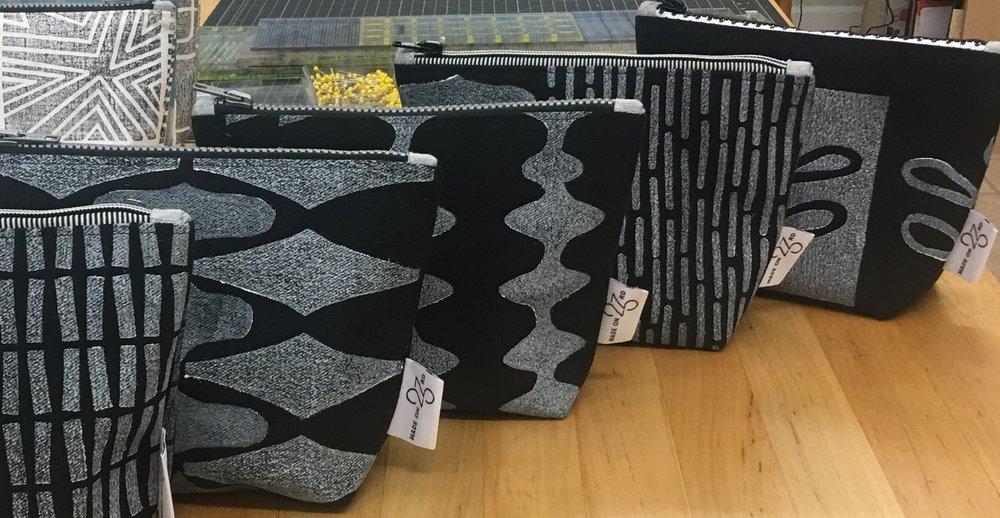 New zip bags!