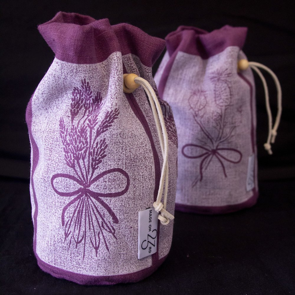 Limited Edition Yarn Bags /  Made On 23rd