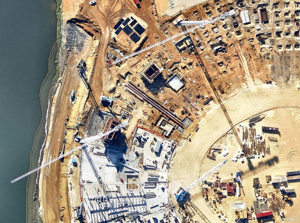 Perth Stadium Construction