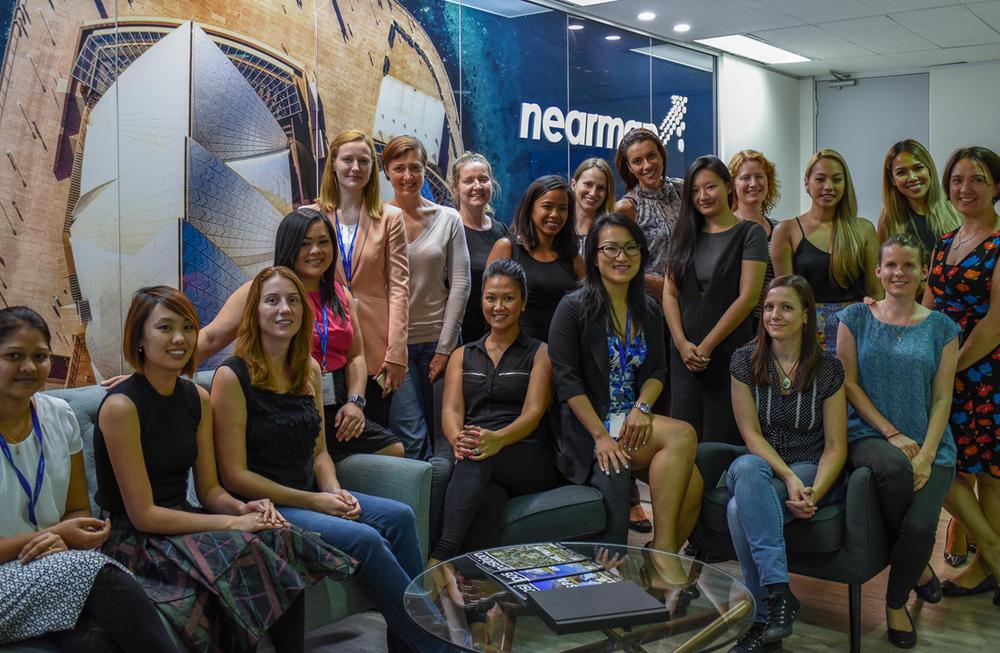 The women behind nearmap's success