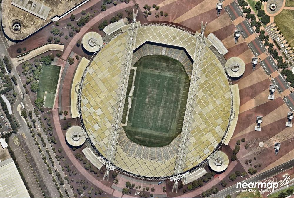 ANZ STADIUM, olympic Park, 2016