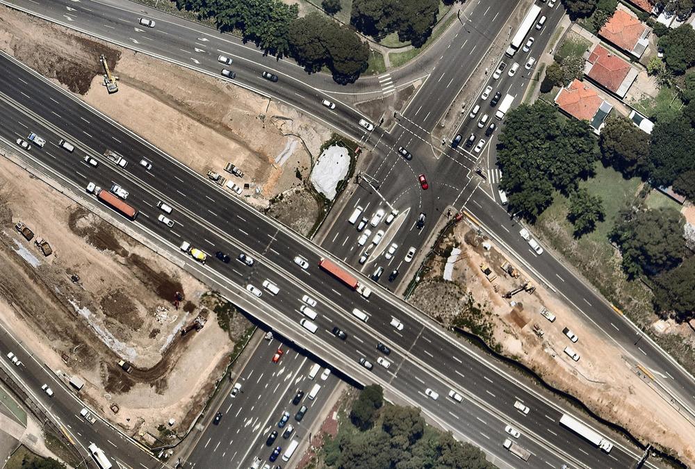 Westconnex Project, Sydney 2016