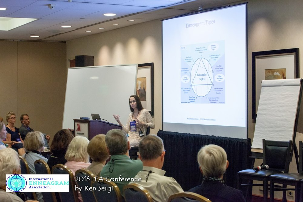 Katherine Fauvre  IEA 2016 Enneagram Lexicon