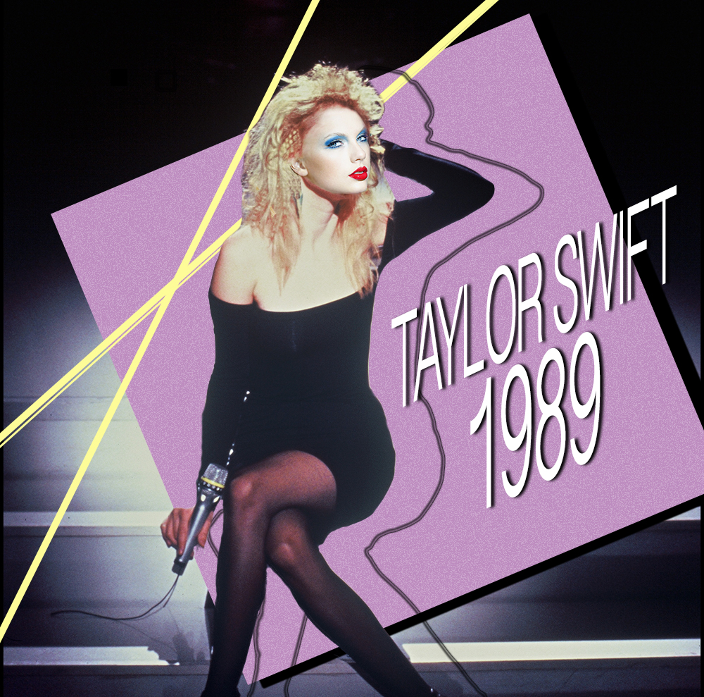 Let's Suggest More Era-Appropriate Album Covers for Taylor Swift's '1989'    - Yahoo Celebrity