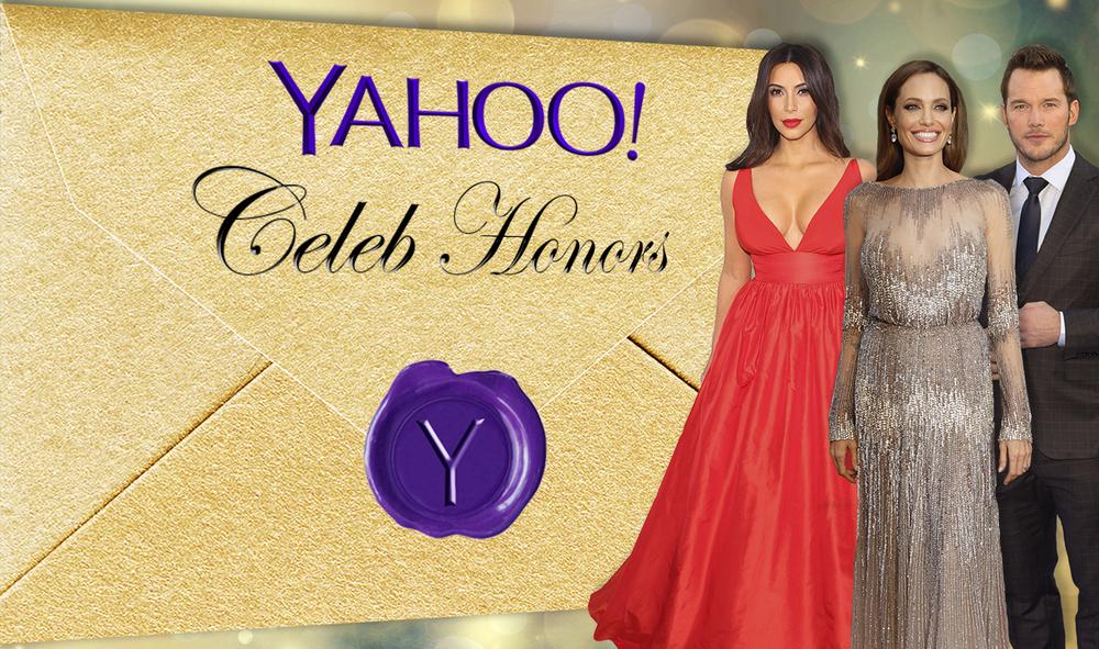 Yahoo Celeb Honors