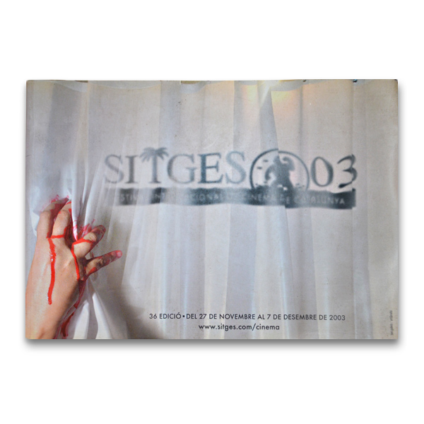 SITGES Film Festival 2003
