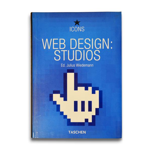 Web Design: Studios - Taschen