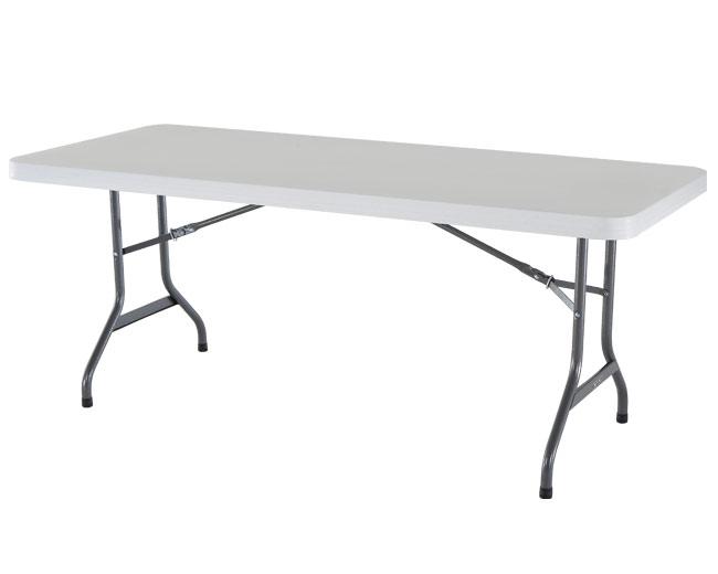 Attirant 6ft Rectangle Table