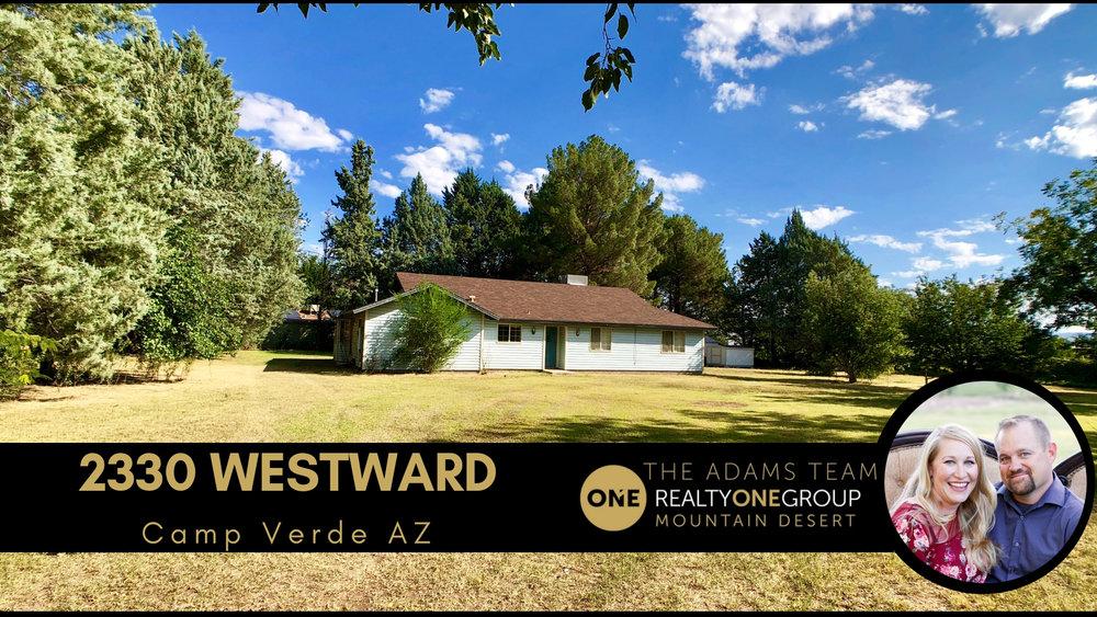 2330 Westward Camp Verde AZ 86322
