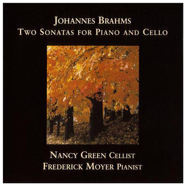 Johannes Brahms: Two Sonatas