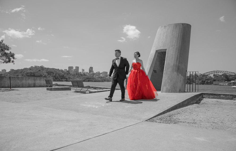 Andrew & Lisa - Wedding Day