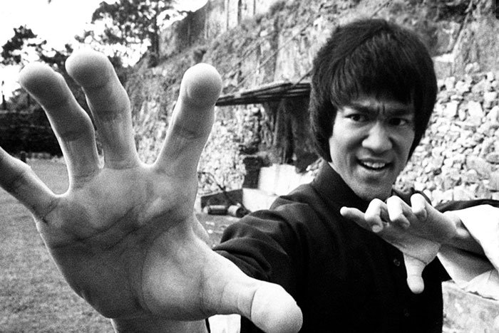 """Do not pray for an easy life. Pray for the strength to endure a difficult one."" Bruce Lee"
