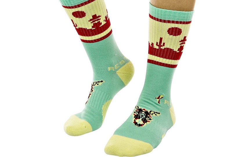 Restless Socks (Mexican) - $20 a pair ... and very comfy!