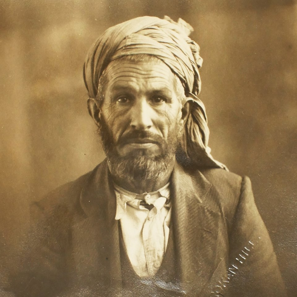Meet Ackbar Khan who was born in Punjab and migrated to Australia in 1898 to work as a Cameleer. He passed away in Adelaide in 1944.