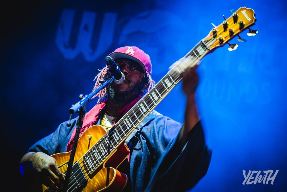 Thundercat - Photo by Georgia Matthews