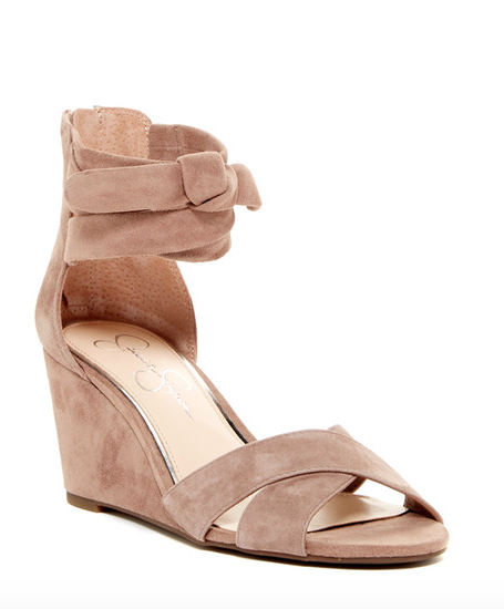 Jessica Simpson Wedge sandals