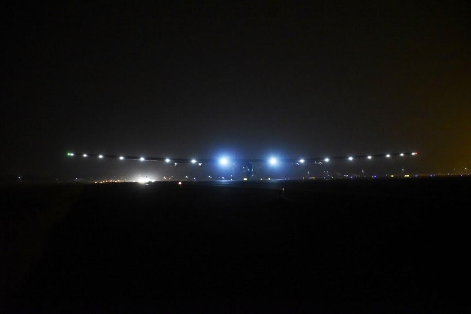 (Photo source: Solar Impulse)