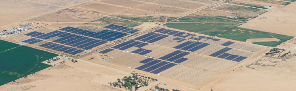 Solar Star power plant in Antelope Valley, CA (Energy Collective)