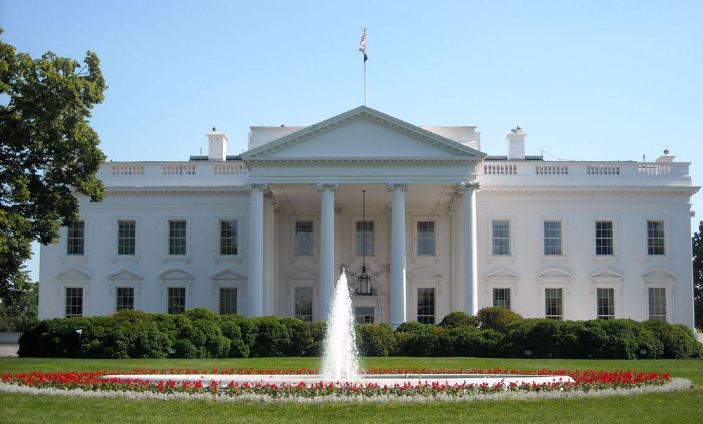 The White House (Source: Wikipedia)