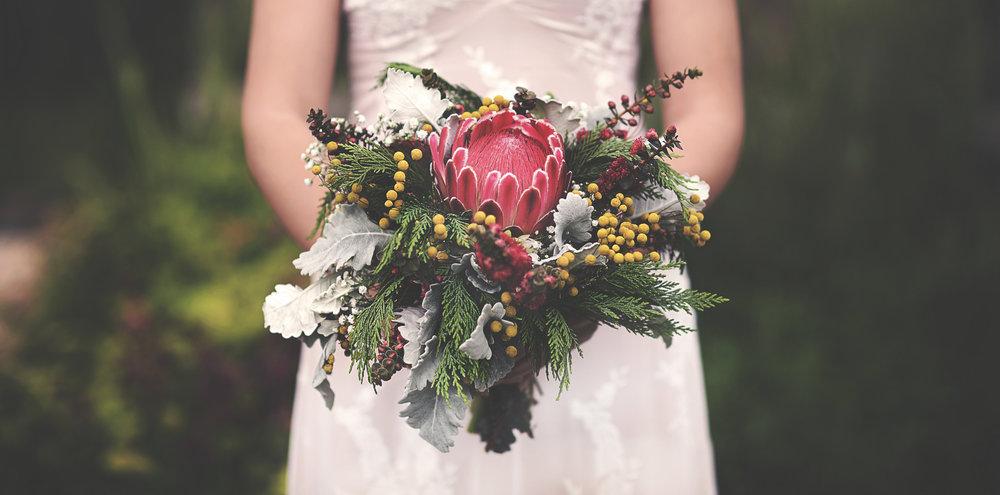 protea bouquet lovelenscapes