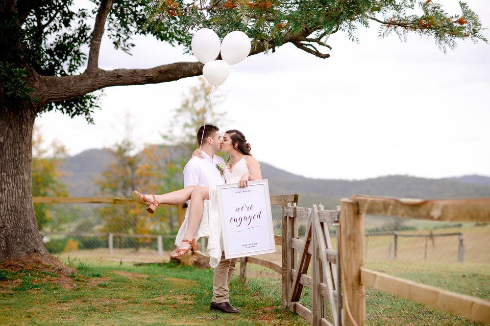 Brisbane Wedding and Engagement Photographer Lovelenscapes Clandulla