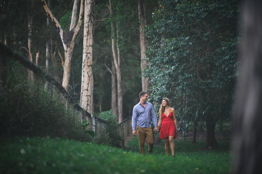 Engagement Photography | Lovelenscapes | Tallebudgera, Gold Coast