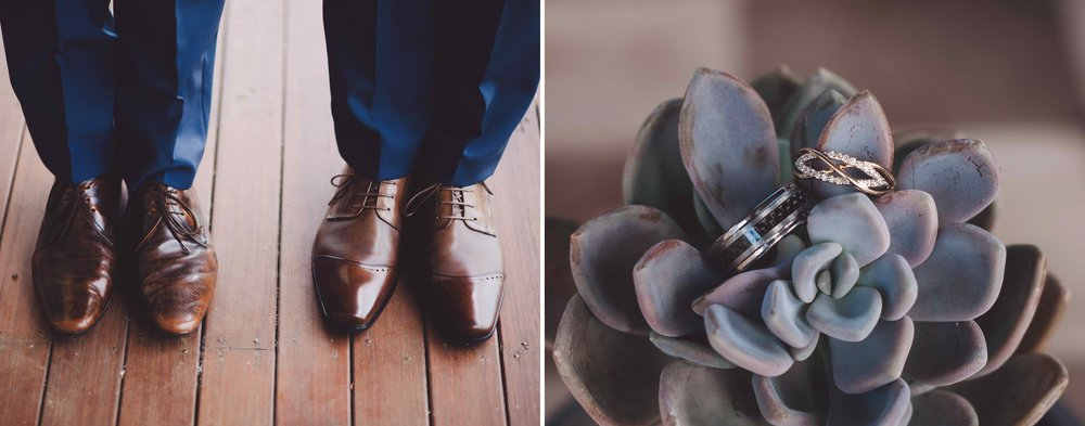 Lovelenscapes Wedding Album Groom Wedding Shoes Wedding Rings Succulents