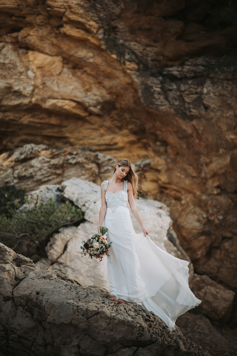 LOVELENSCAPES WEDDING PHOTOGRAPHER • AUSTRALIA • COSTA BRAVA • ANNA CAMPBELL BRIDAL MELBOURNE • CHLOÉ GOWN • MARIE MARRY ME • LAURA BRUNET • PALS • SPAIN • BRIDAL EDITORIAL •  29.jpg