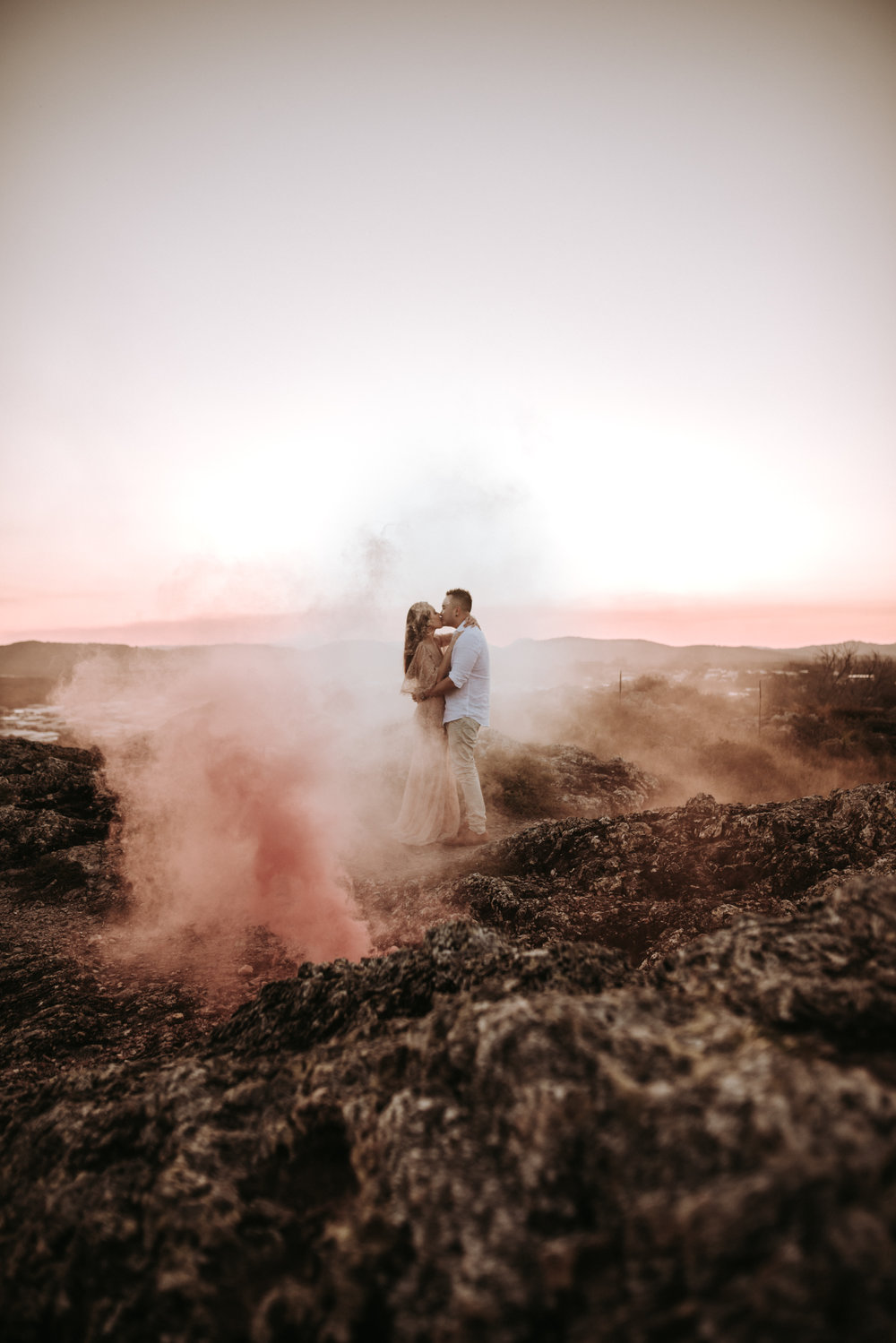 Emu Mountain Engagement, Sunshine Coast