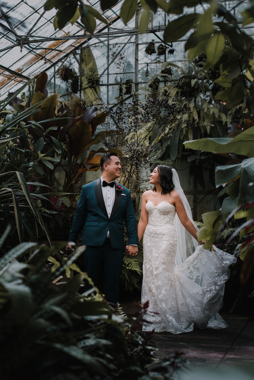 LOVELENSCAPES PHOTOGRAPHY • REZA & DEREK • MELBOURNE WEDDING • ROYAL BOTANIC GARDENS & THE SKETCH