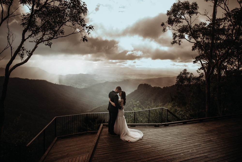 O'Reilly's Rainforest Retreat Elopement