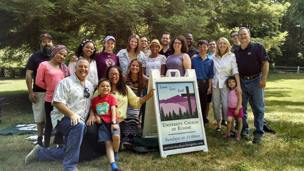 University Church of Eugene Fellowship of Christians