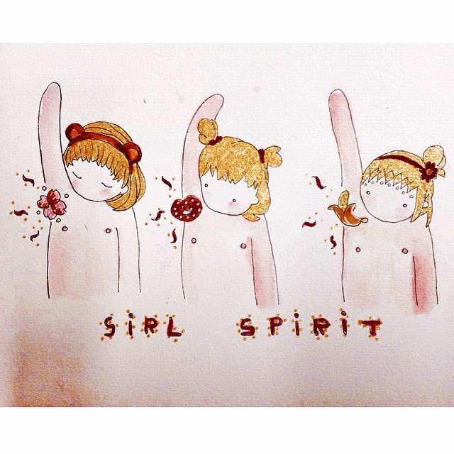 girl spirit