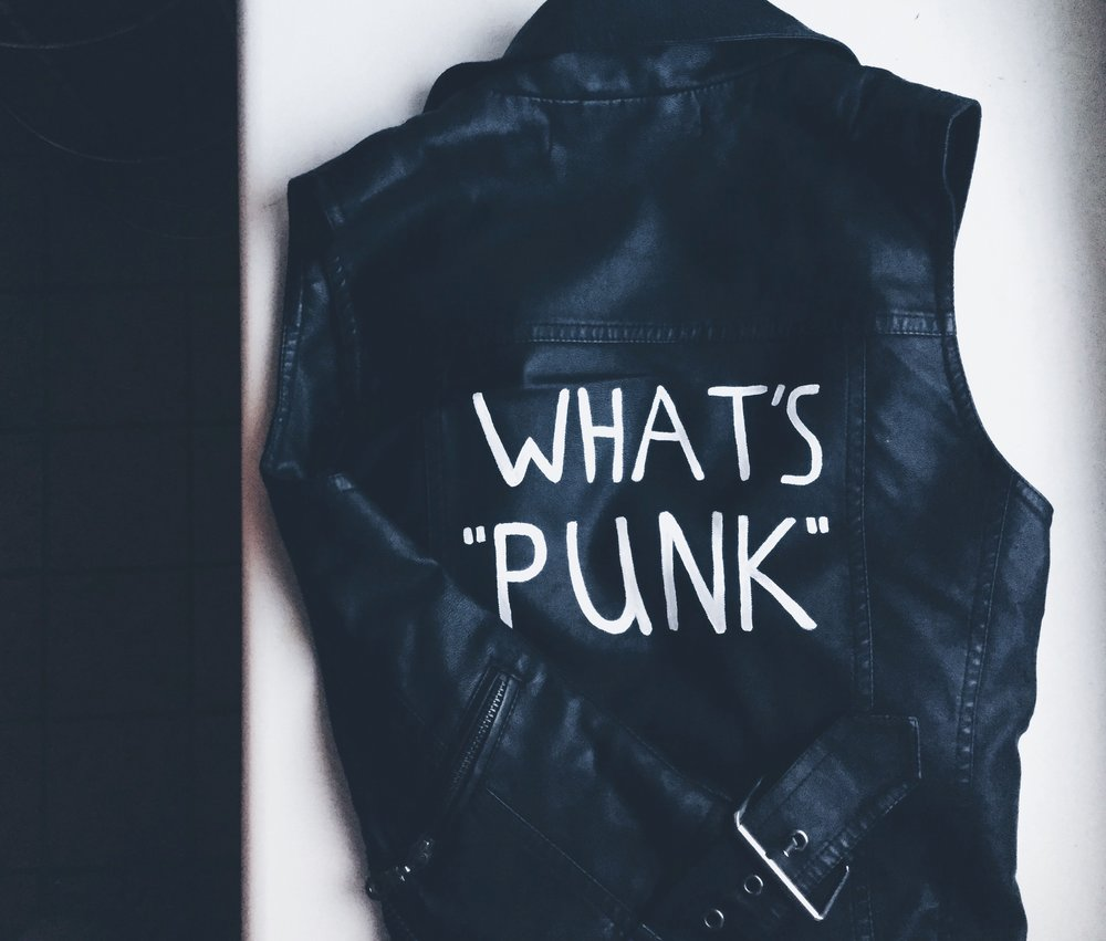 """what's """"punk""""?"""