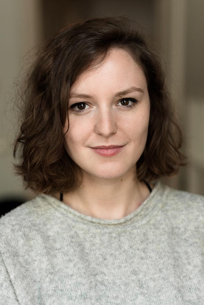 Charlotte Griffon, graphic designer -