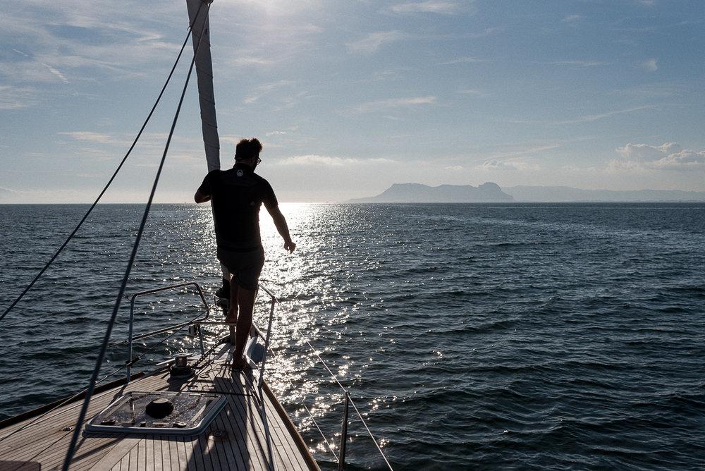 Sailing trip - Malaga - Gibraltar 2018 / Soul Sailing Crew