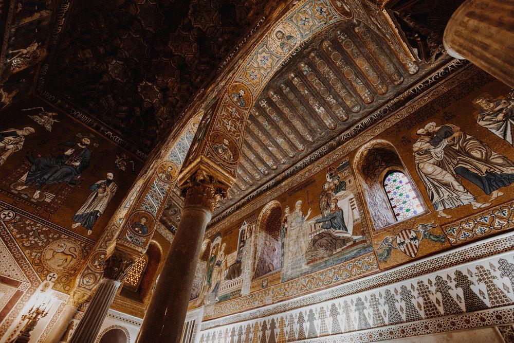 006 - Palazzo Reale - Cappella Palatina.JPG