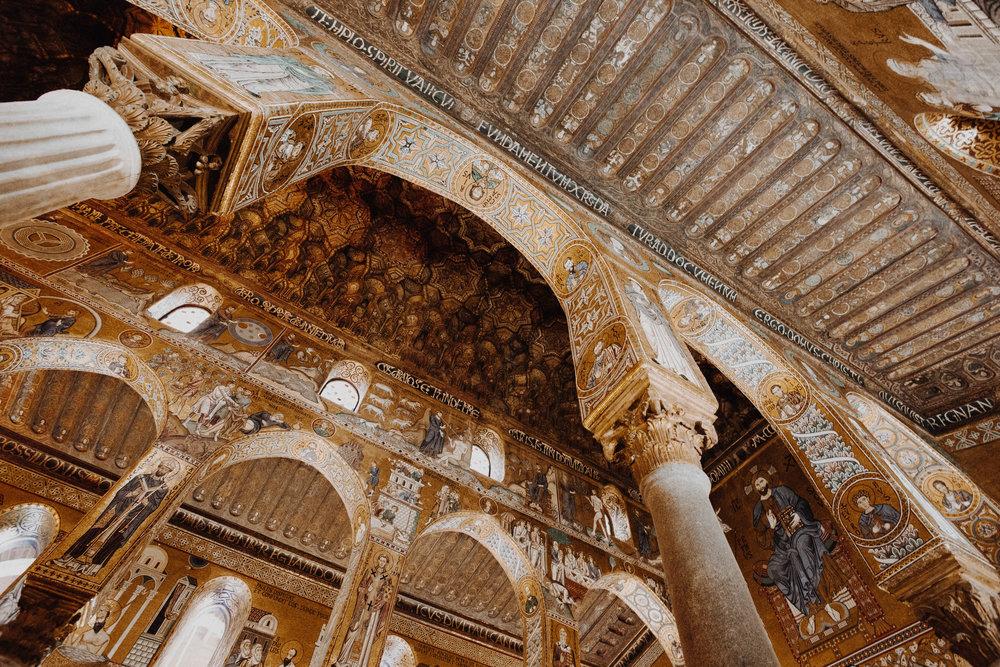 007 - Palazzo Reale - Cappella Palatina.JPG