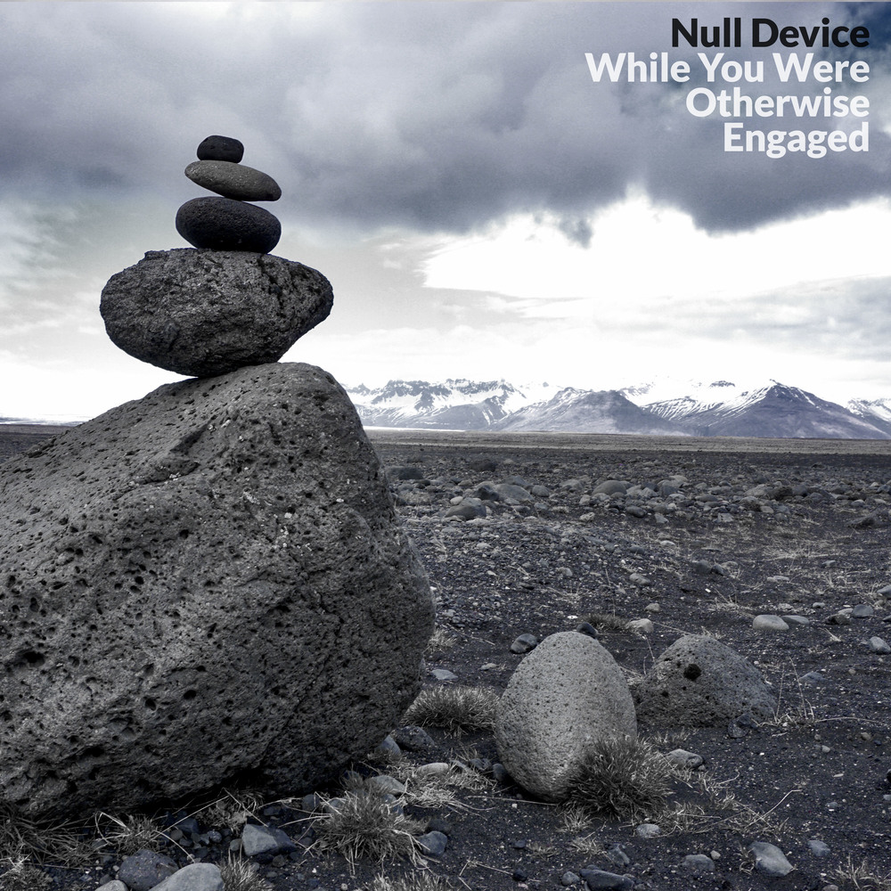 """While You Were Otherwise Engaged"" is Null Device's sixth full-length album, and their first for Distortion Productions, LLC."