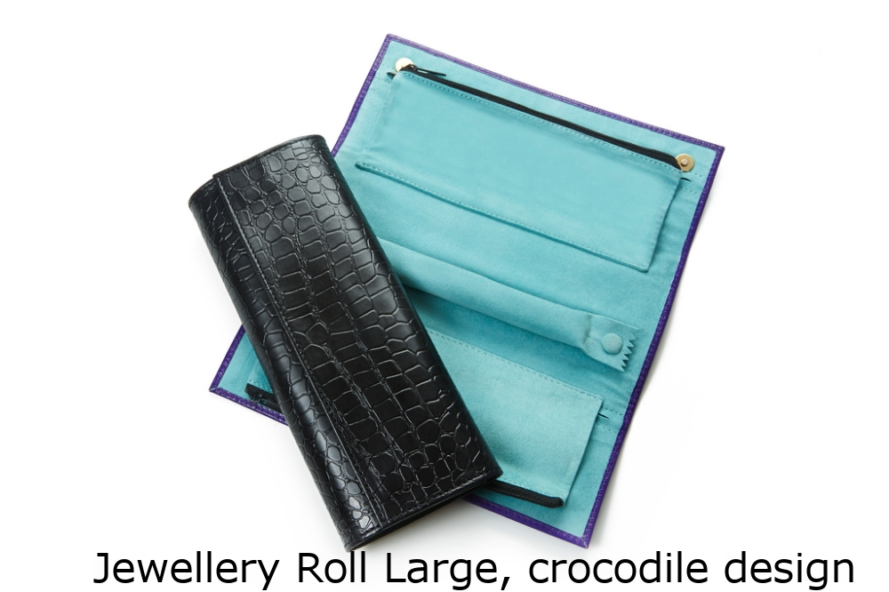 Jewellery Roll Large Crocodile.jpg