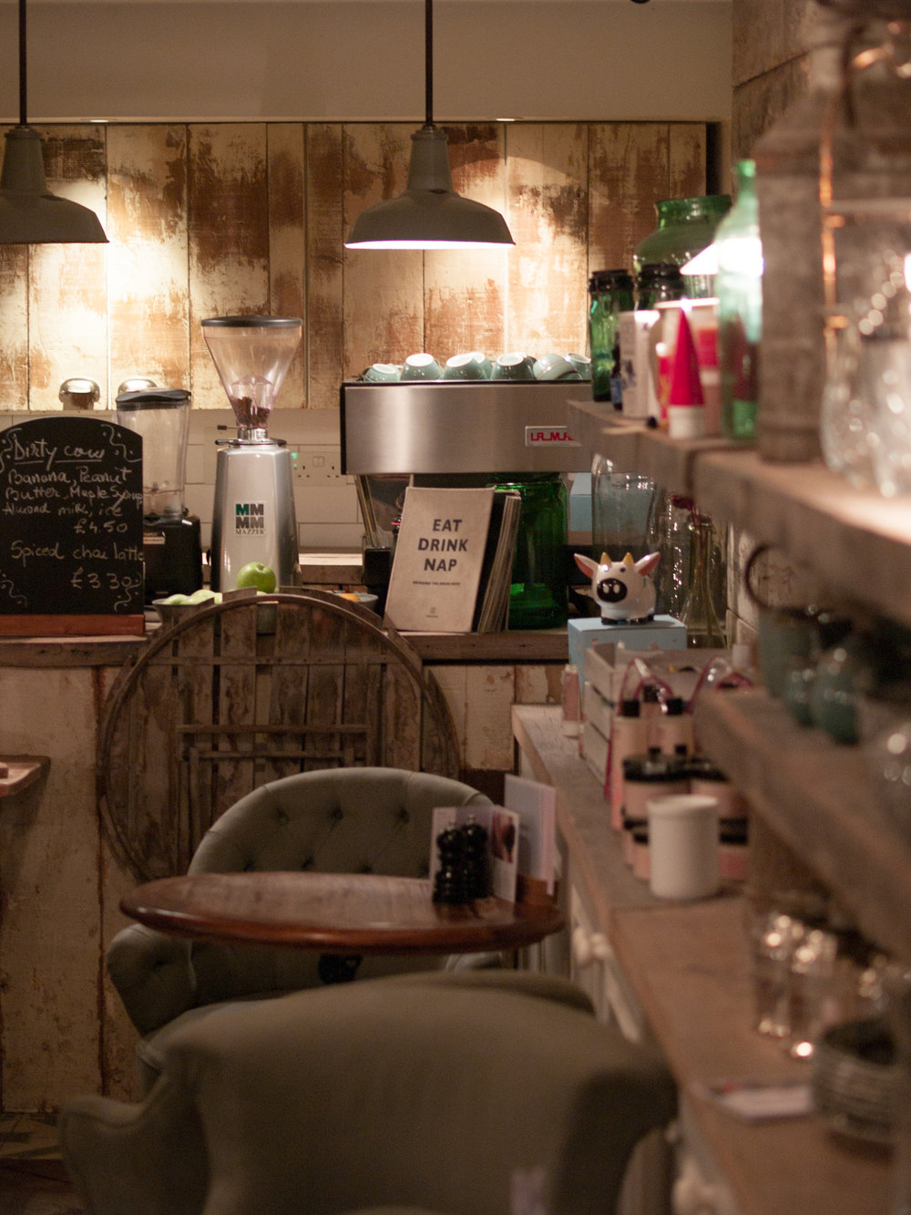 Cowshed Cafe & Shop